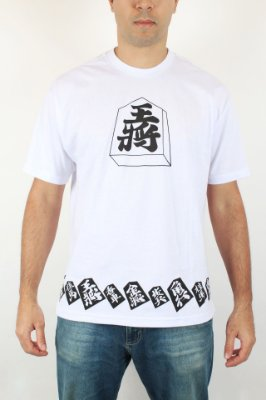 Camiseta Shogi - Yunitto Lab