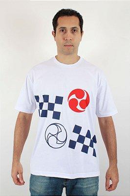 Camiseta Mitsudomoe - Yunitto Lab