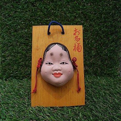 Mini Máscara Otafuku