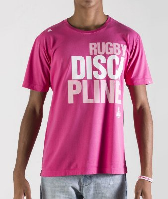 Camiseta Rugby DISCIPLINE Masculina by ALMA Rugby