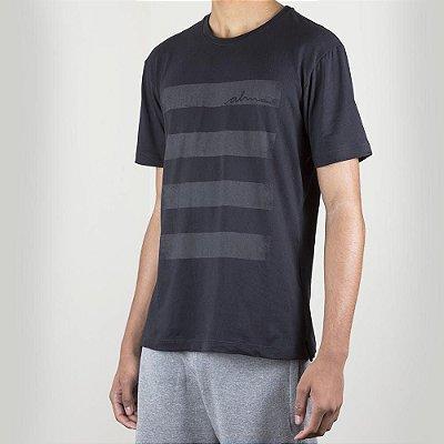 Camiseta RUGBY Black Listrada Origens