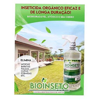 BIOINSETO - 100% Orgânico e Natural