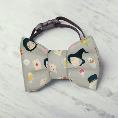 Laço/Gravata Bruxinhos