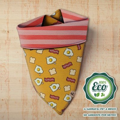 Bandana Eggs and Bacon Eco