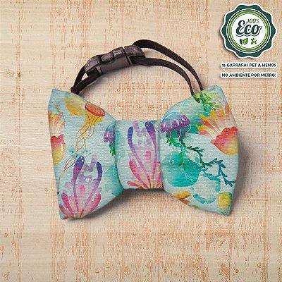 Laço/Gravata Jellyfish Eco