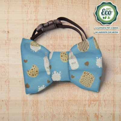 Laço/Gravata Cookies Eco