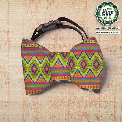 Laço/Gravata Machu Picchu Eco