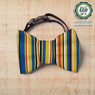 Laço/Gravata Stripes Eco
