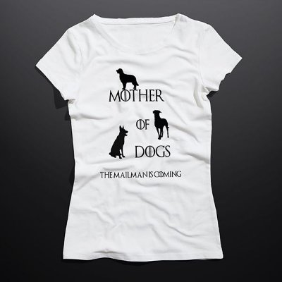 Human Mother of Dogs