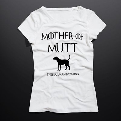 Blusa Mother of Mutt