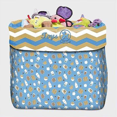 Caixa de Brinquedo Cookies