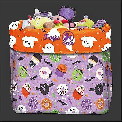 Caixa de Brinquedo Halloween