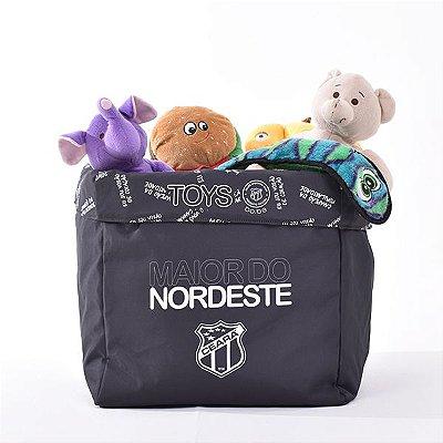 Caixa de Brinquedo Ceará - Maior do Nordeste