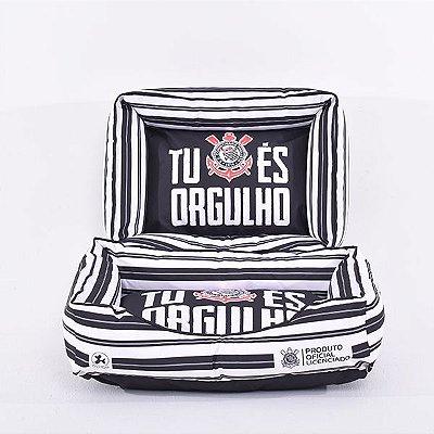 Cama Retangular Corinthians Tu És Orgulho