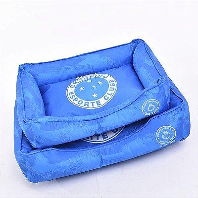 Cama Retangular Cruzeiro Escudo