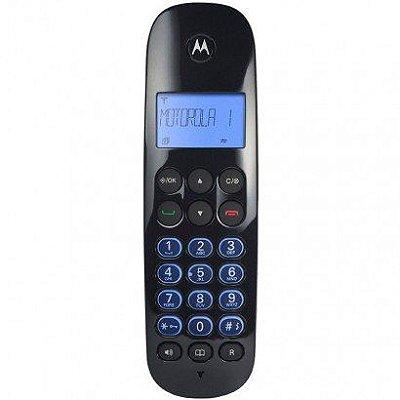 Telefone Sem Fio MOTO750SE c/ Ident. de chamadas, Viva-Voz e Secret. Eletrônica - Motorola