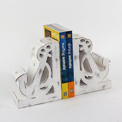 Apara Livro Ancora 20 Cm Cj(2)