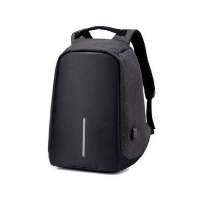 Mochila USB Anti Roubo Furto para Notebook e Laptop - Swissland