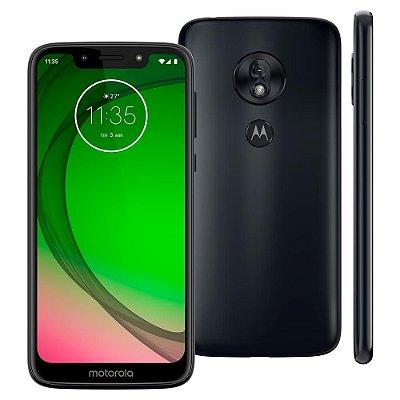 "Smartphone Motorola Moto G7 Play Índigo XT1952 32GB, Tela de 5,7"", 2GB de RAM, Dual Chip, Android 9.0, 13MP e Octa Core"
