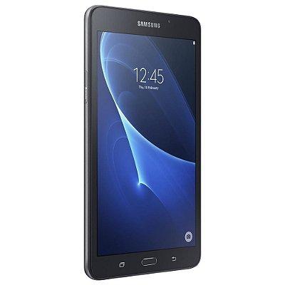 """Tablet Samsung Galaxy Tab A 7.0"""" Wi-Fi SM-T280 com Tela 7"""", 8GB, Câmera 5MP, Android 5.1 e Processador Quad Core de 1.3G"""
