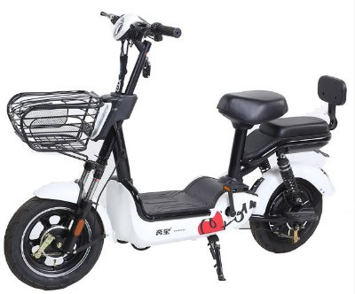 Mini Scooter elétrica 350W Grouper