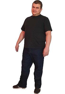 Calça jeans strech Masculina Axl escurinha