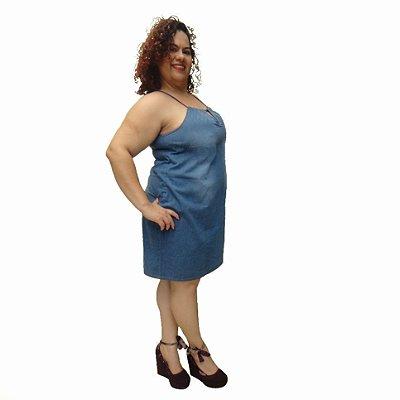 Vestido Jeans MISSANDEY plus size