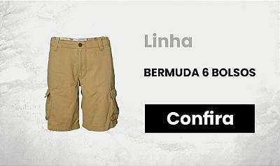 BERMUDA 6 BOLSOS