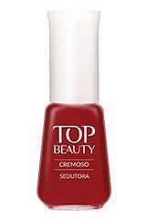 Esmalte Top Beauty Sedutora Cremoso 9ml