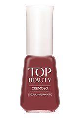 Esmalte Top Beauty Deslumbrante Cremoso 9ml