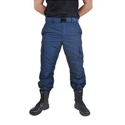 Calça Militar Azul Marinho Guarda Municipal