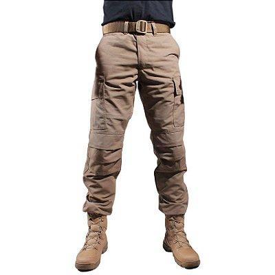 Calça Masculina Treme Terra Combat Caqui