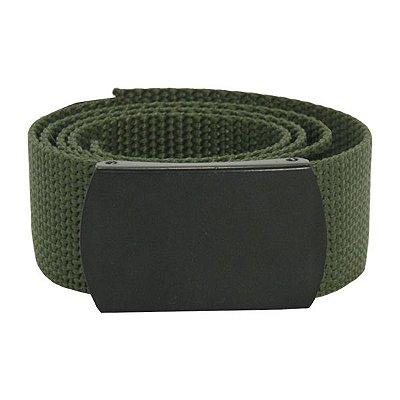 Cinto de Nylon Com Fivela - Verde