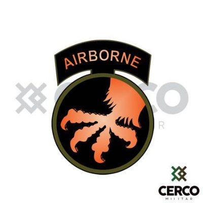Adesivo Airborne Garra