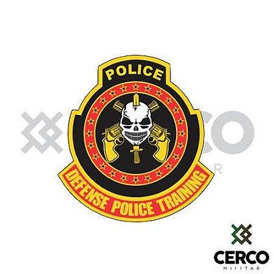 Adesivo Defence Police Training