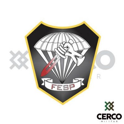 Adesivo Forças Especiais FESP