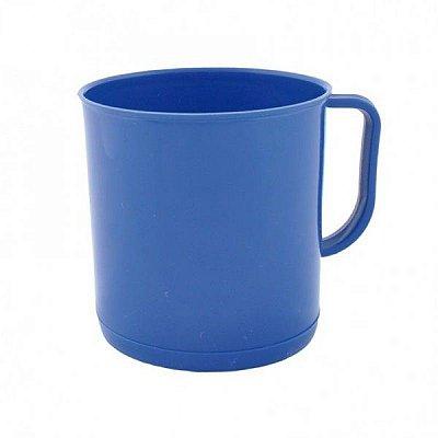 Caneco Plástico - Azul