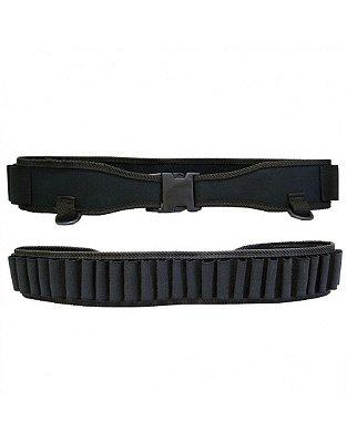 Cinturão Cartucheira em Nylon