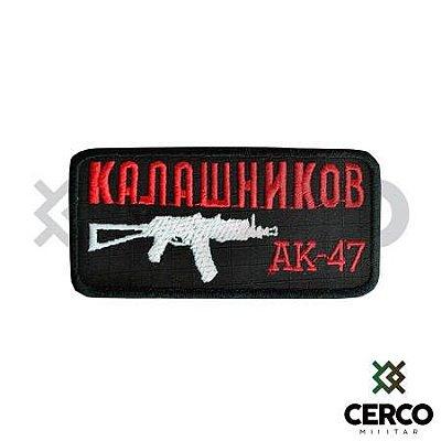 Bordado Termocolante AK-47
