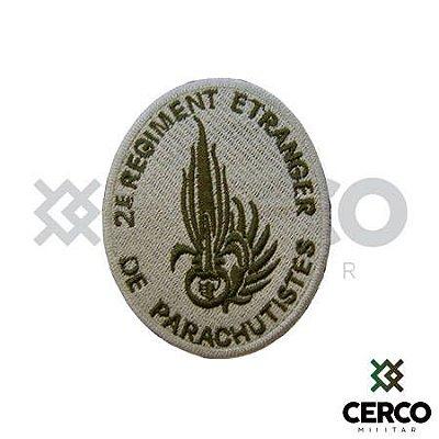 Bordado Termocolante 2II Regiment Etranger
