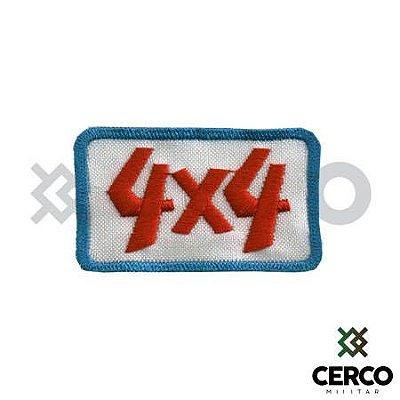 Bordado Termocolante 4x4