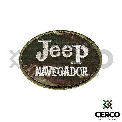 Bordado Termocolante Jeep Navegador