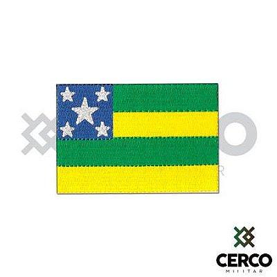 Bordado Termocolante Bandeira de Sergipe