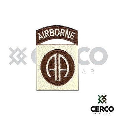 Bordado Termocolante Airbone