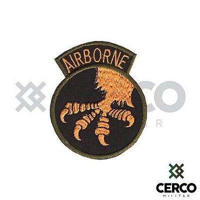 Bordado Termocolante Airbone Garra