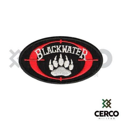 Bordado Termocolante Blackwater