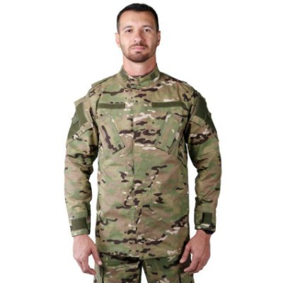 Gandola Assault Camuflado Multicam
