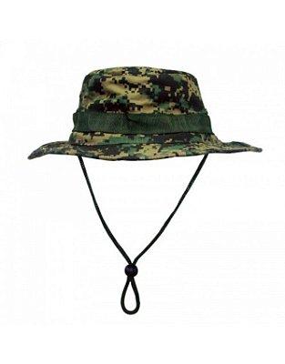 Chapéu Boonie Hat Camuflado Marpat