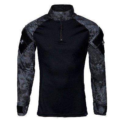 Combat Shirt Camuflado Typhon