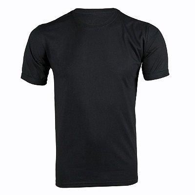 Camiseta Masculina Soldier Preta Bélica